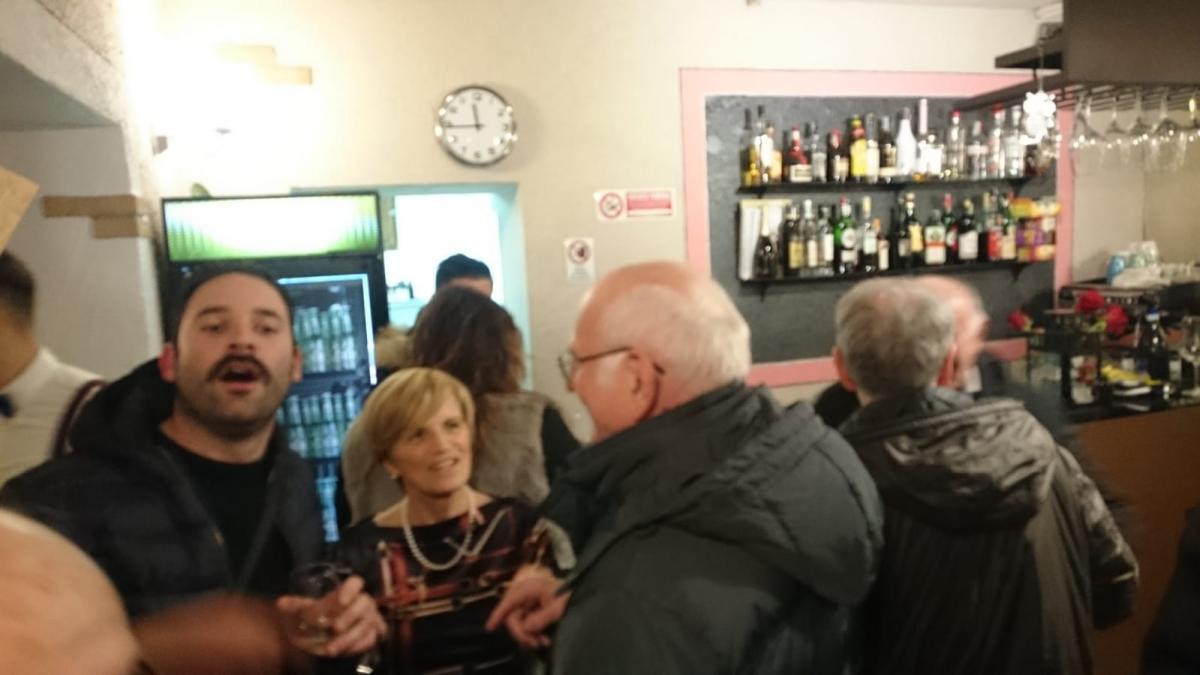 Scambio culturale Camporgiano Marzo 2019