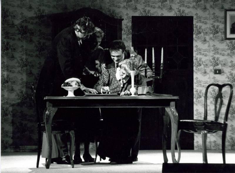 Arsenico e vecchi merletti 1985