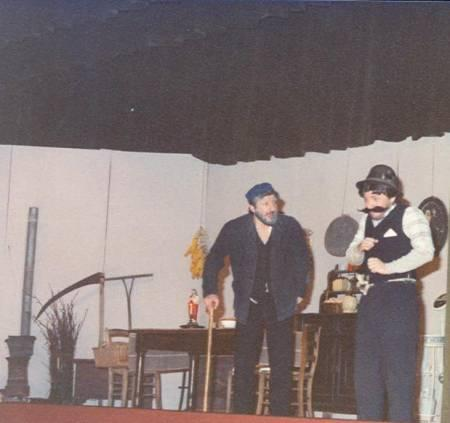Al sciur Broeus barbuton 1982